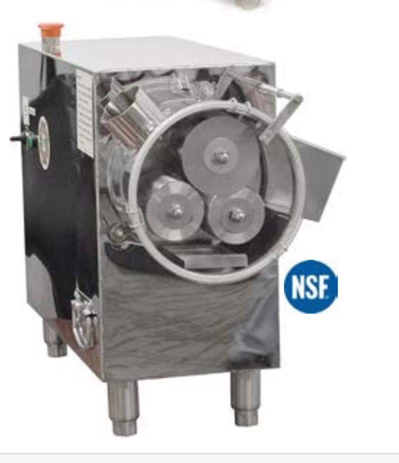 NSF Certified Sugarcane Juice Machine